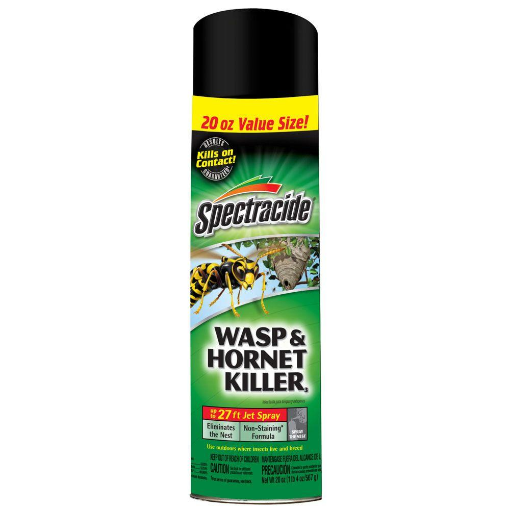 Spectracide 20 oz. Wasp and Hornet Aerosol Spray Killer