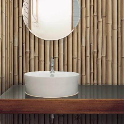 28.29 sq. ft. Bamboo Peel and Stick Wallpaper