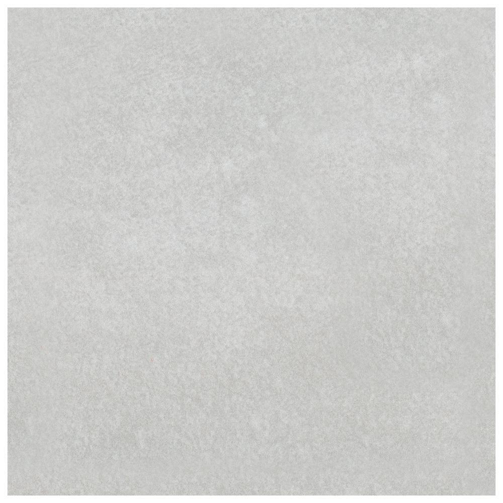 Twenties Grey 7-3/4 in. x 7-3/4 in. Ceramic Floor and Wall Tile