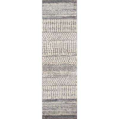Lima Ivory 2 ft. x 8 ft. Indoor Area Rug