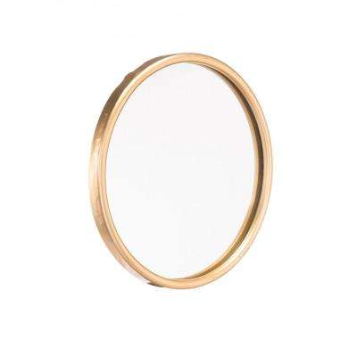 Ogee Gold Small Wall Mirror
