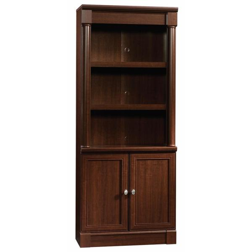 SAUDER Palladia Select Cherry Storage Open Bookcase 412019