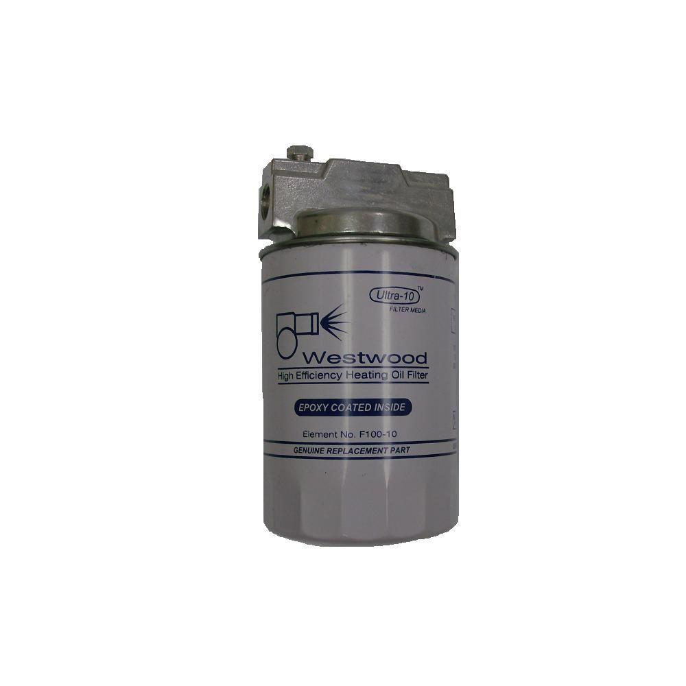 Fuel Oil Filtration System-F100 - The Home Depot