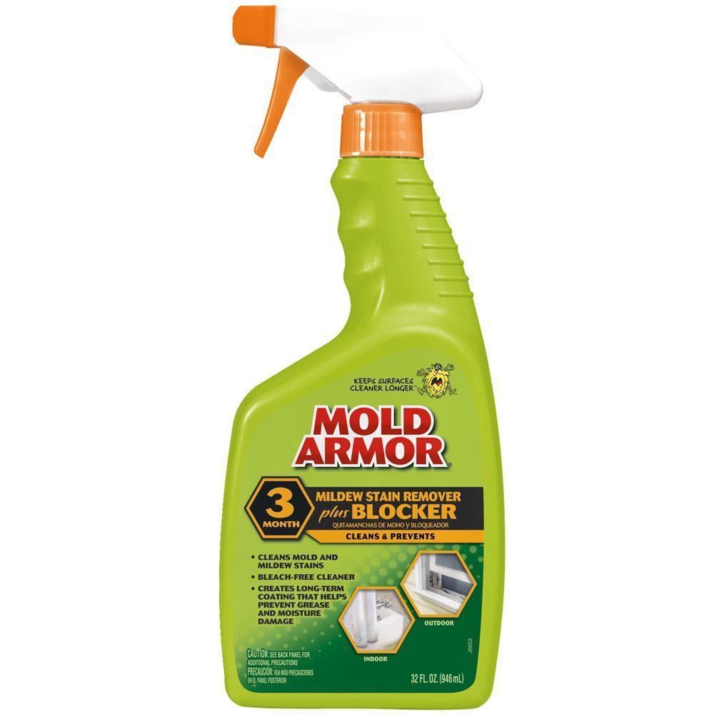 Mold Armor 32 oz. Mildew Stain Remover Plus Blocker