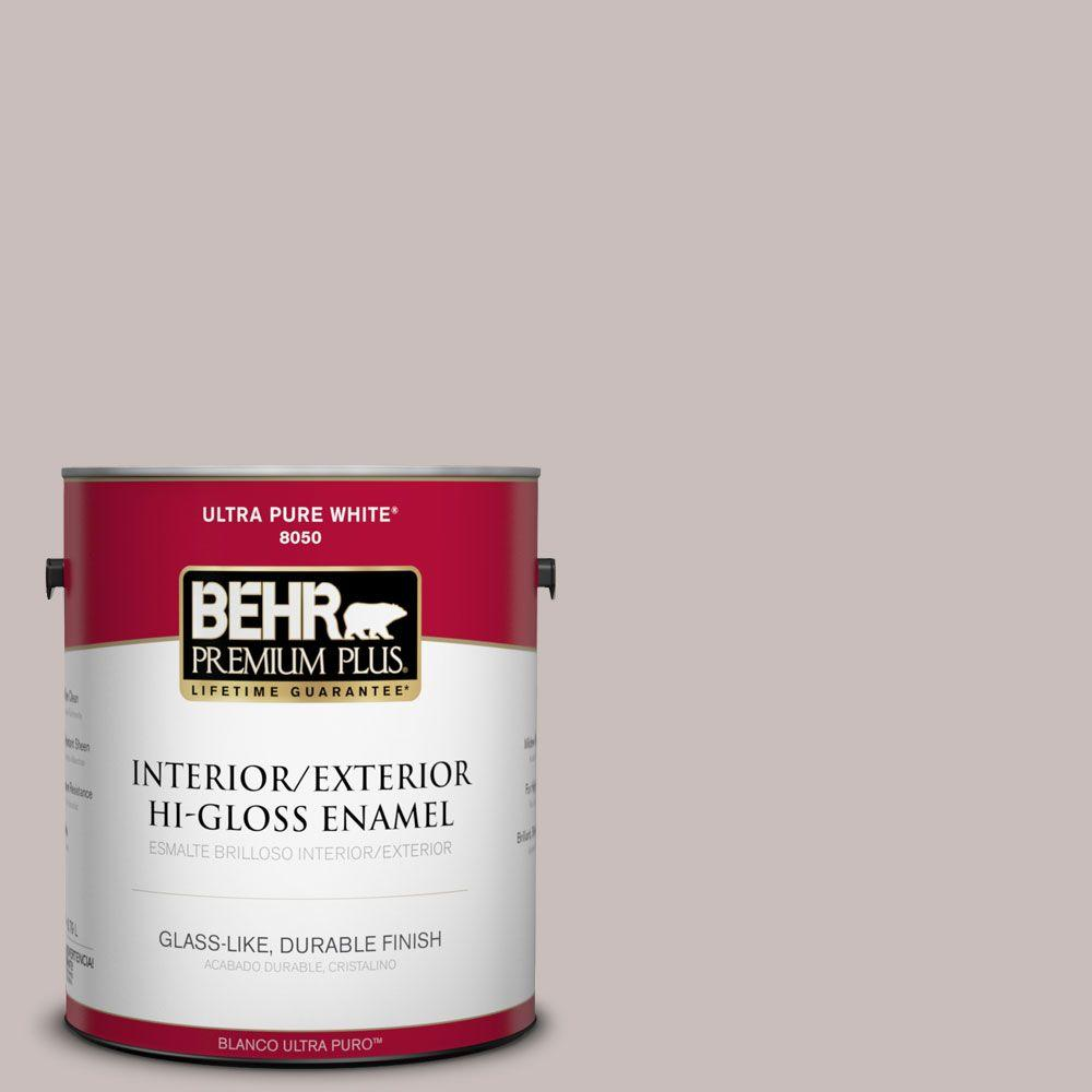 1-gal. #780A-3 Down Home Hi-Gloss Enamel Interior/Exterior Paint