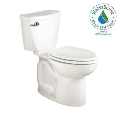 Cadet 3 Powerwash Chair Height 10 in. Rough 2-piece 1.28 GPF Single Flush Elongated Toilet in White