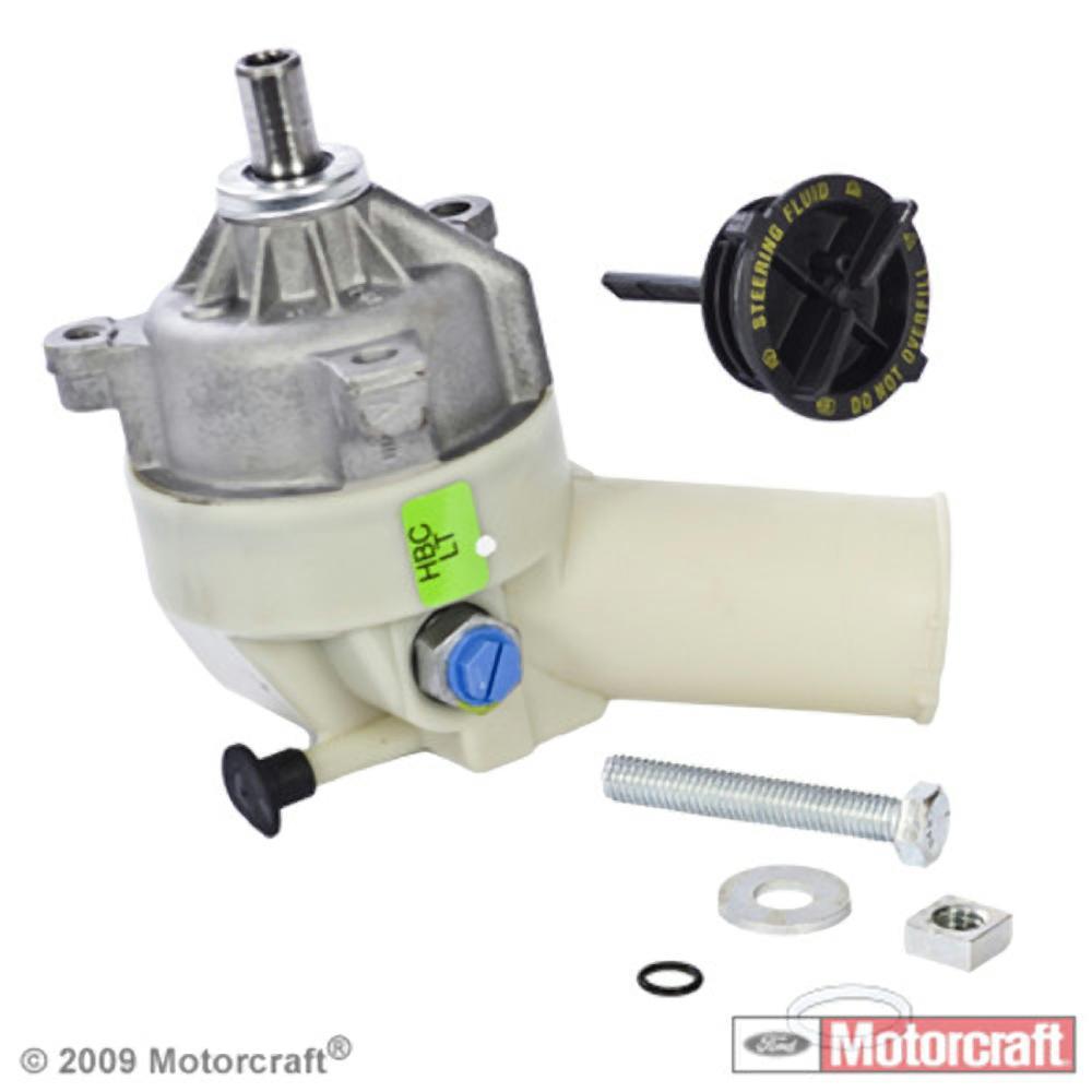 Power Steering Pump - Reman