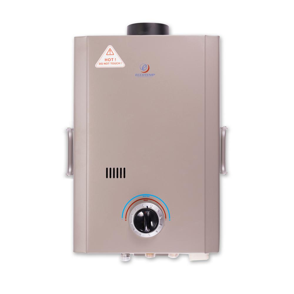 Charmant Eccotemp L7 Gas Portable Outdoor Tankless Water Heater