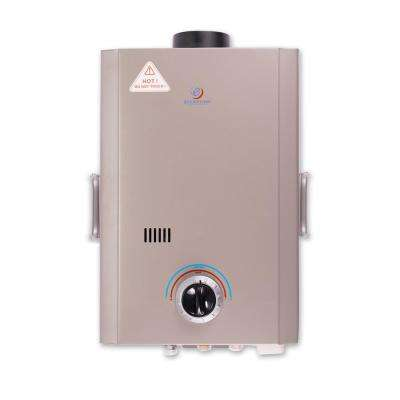 Eccotemp L7 1.7 GPM Portable 40,000 BTU Liquid Propane Outdoor Tankless Water Heater