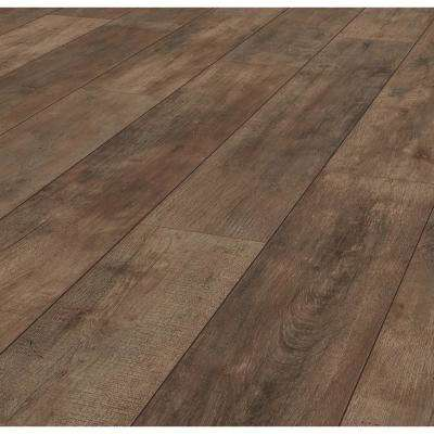 Jacobean Oak 12 mm Thick x 8.03 in. Wide x 47.64 in. Length Laminate Flooring (15.94 sq. ft. / case)