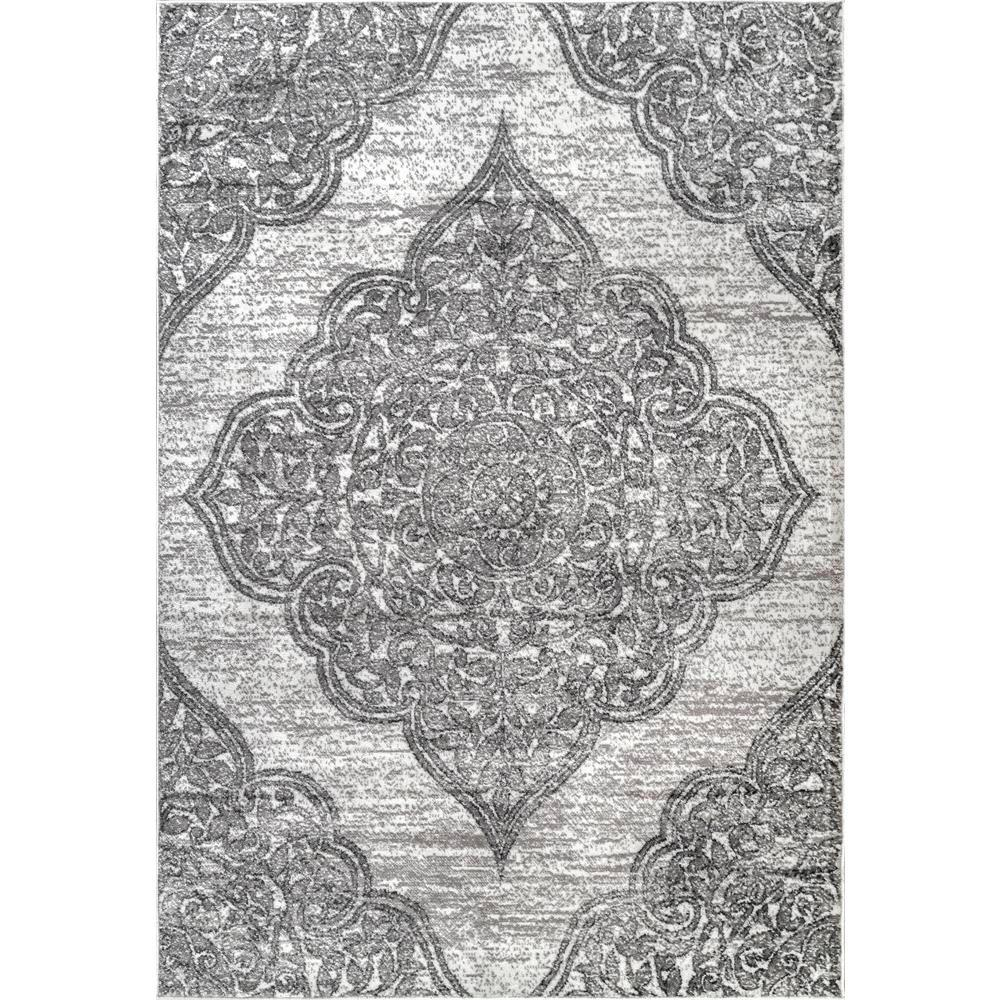 بومة صوتي حمم بركانية Grey Floral Carpet Outofstepwineco Com