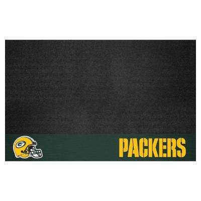 Green Bay Packers 26 in. x 42 in. Grill Mat