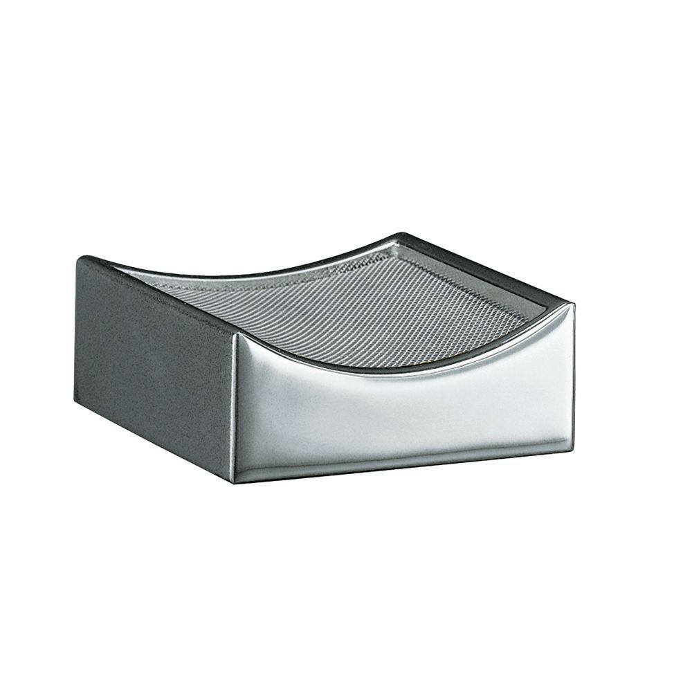 Stillness Drip Tray in Polished Chrome