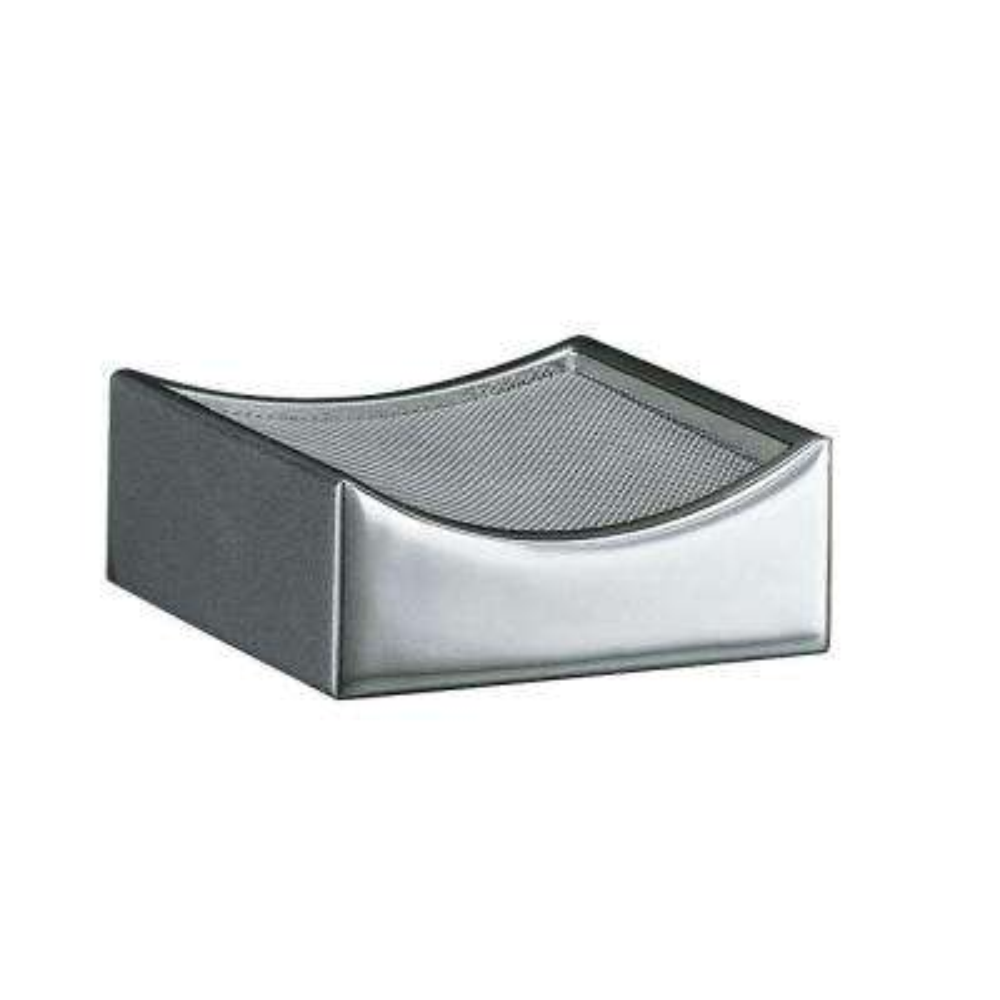 Stillness Drip Tray in Polished Chrome by Drip Trays
