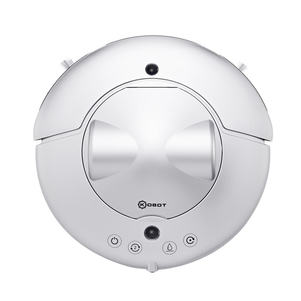 KOBOT Cyclone Series Robot Vacuum for Pet Hairs, Area Rugs and Carpets in Silver was $249.99 now $149.99 (40.0% off)