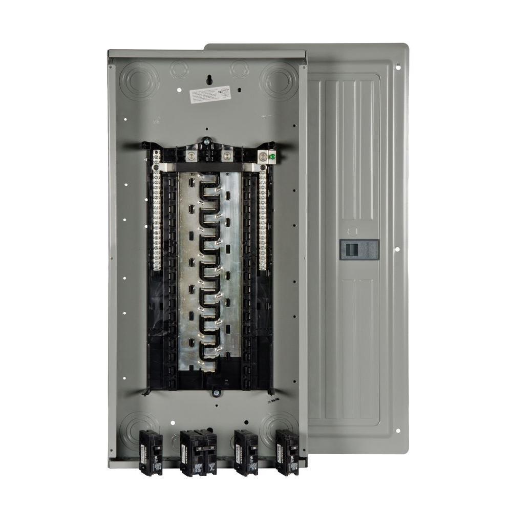 Siemens ES Series 200 Amp 30-Space 40-Circuit Main Lug