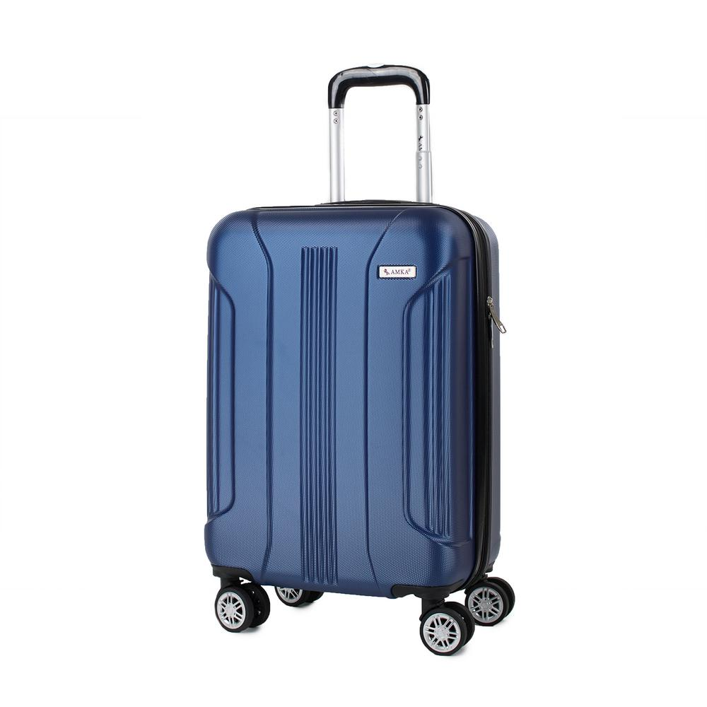 Sierra Navy 20 in. Carry-On Expandable Hardside Spinner Luggage