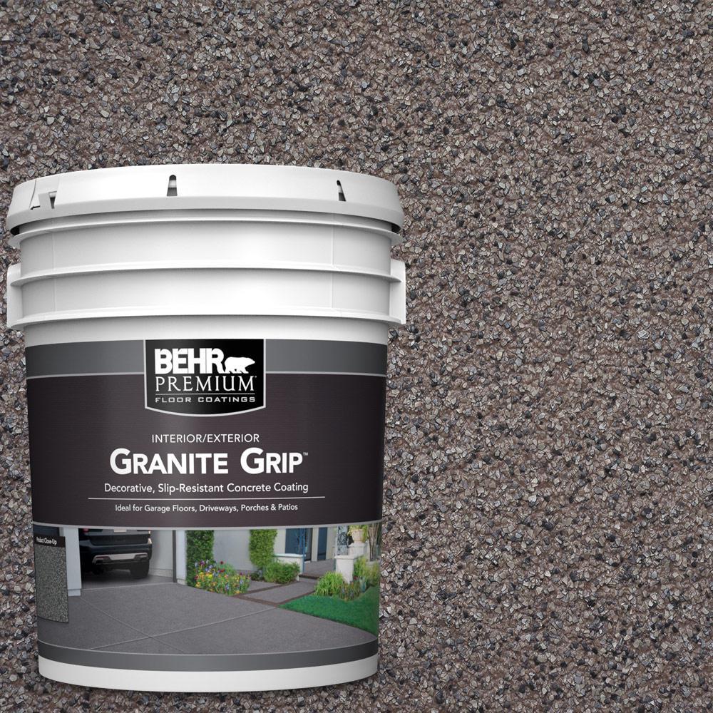 #GG 03 Atlantic Topaz Decorative Concrete Floor Coating Part 5