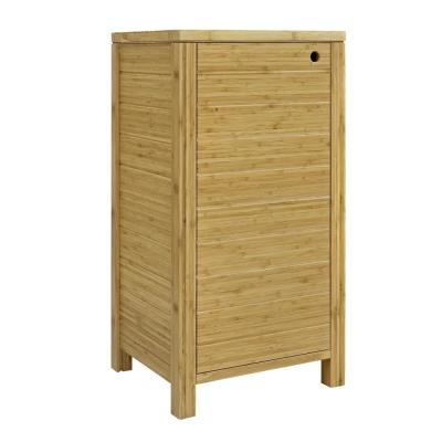 Sloan Natural Bamboo Floor Cabinet