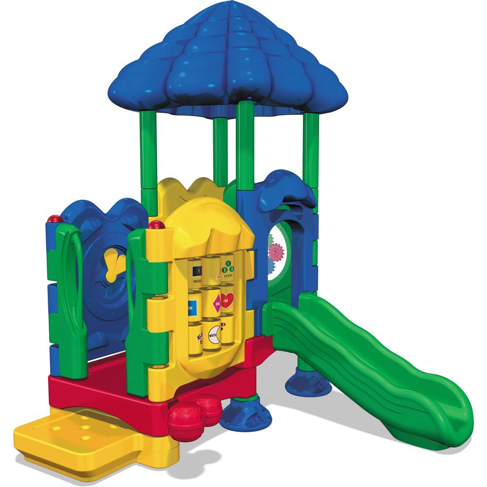 Ultra Play Discovery Centers Seedling with Roof Playset