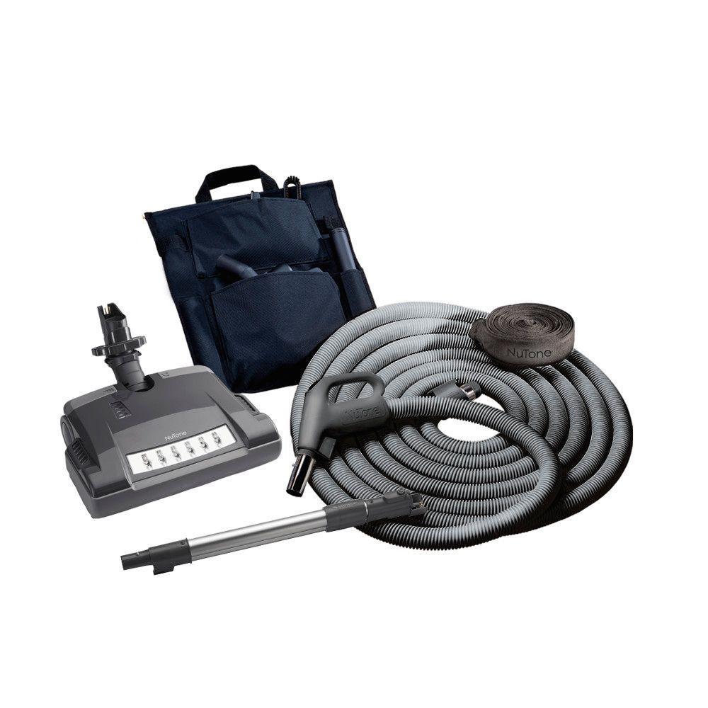NuTone Central Vacuum System 10-piece Deluxe Electric Cleaning Kit