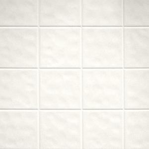 Aquatile 1/8 in. x 48 in. X 96 in. Toned White Tileboard-709108 ...