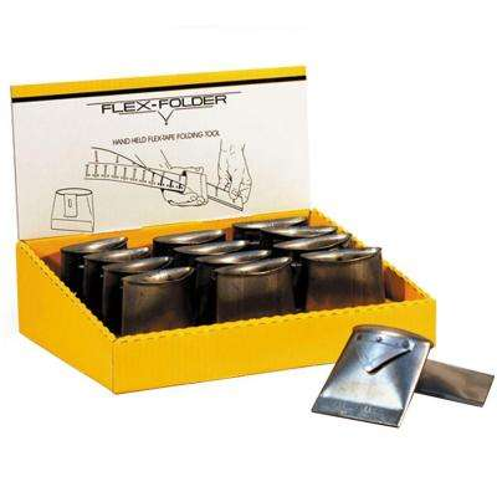 Flex-Folder 3-7/16 in. Hand-Held Drywall Tape Folder