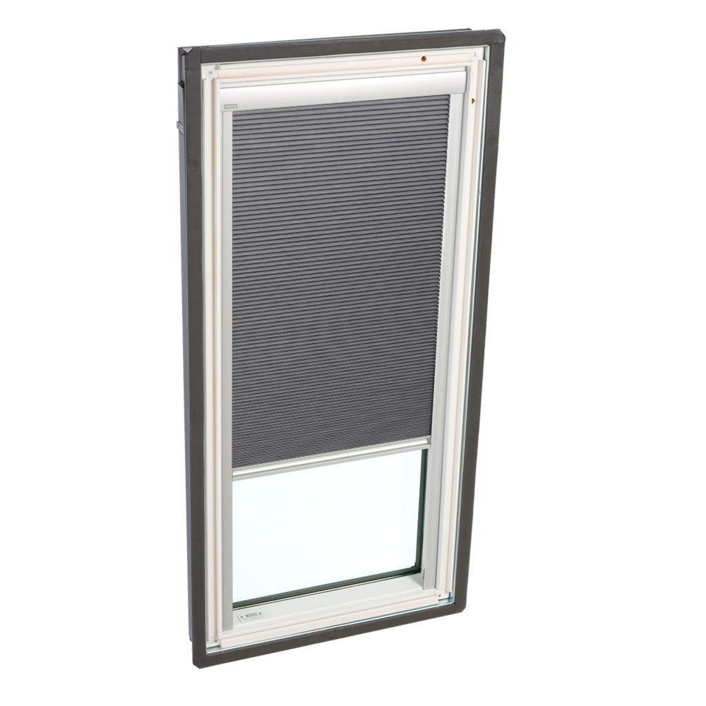 Manual Room Darkening Grey Skylight Blinds for FS C06 Models