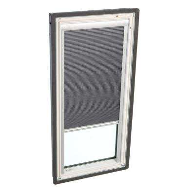 Manual Room Darkening Grey Skylight Blinds for FS S06 and FSR S06 Models