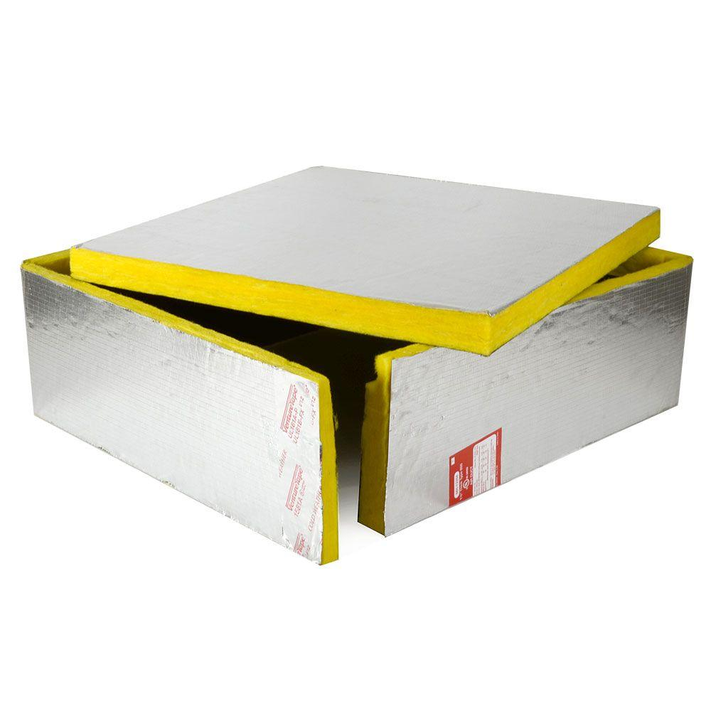 Master Flow 20 in  x 20 in  Duct-board Return Air Box