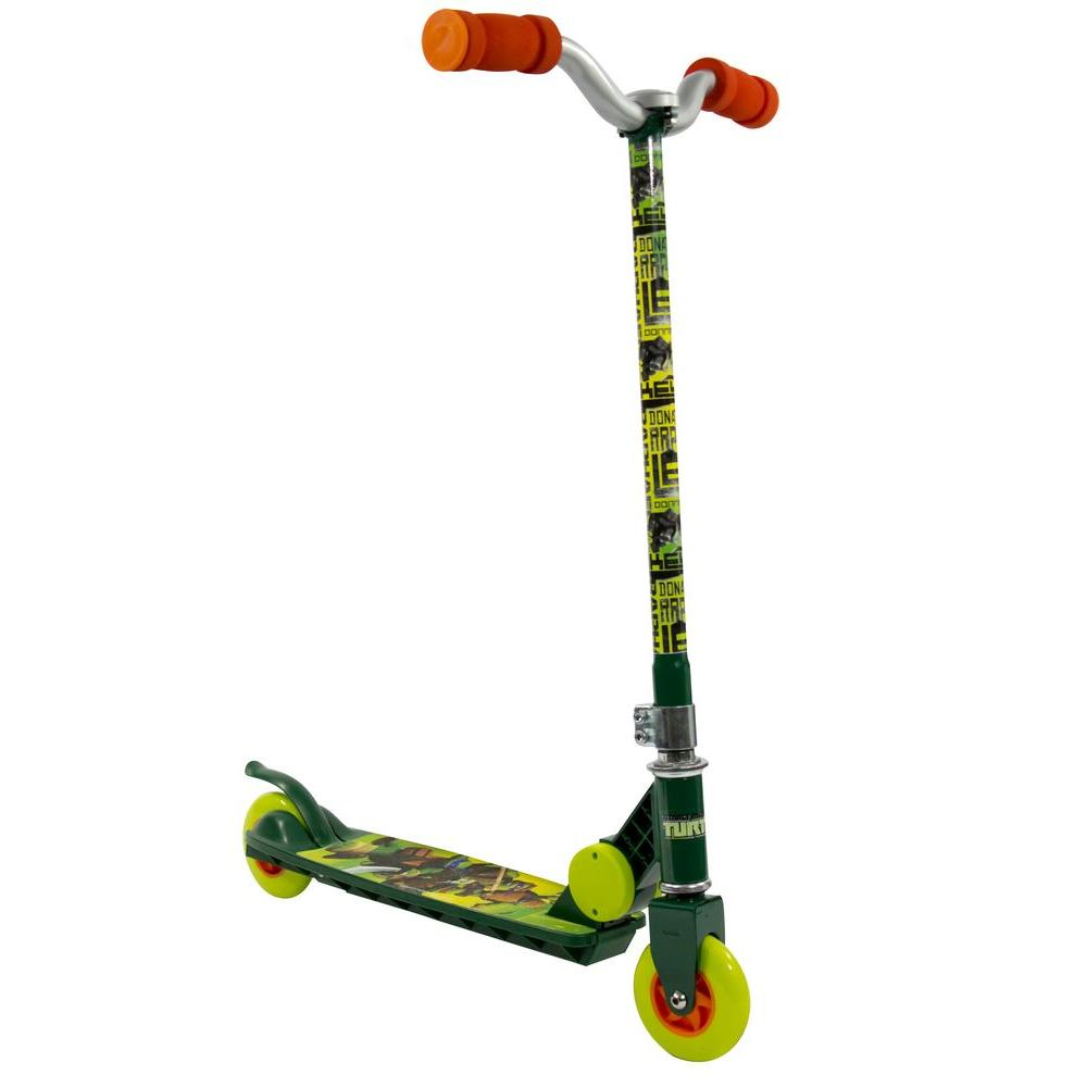 Teenage Mutant Ninja Turtles Folding Torpedo Scooter