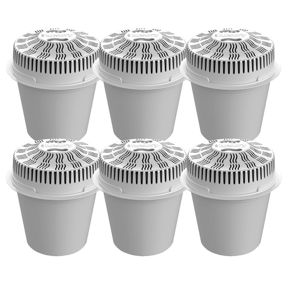Vitality Indoor Series Water Filter Cartridge (6-Pack)