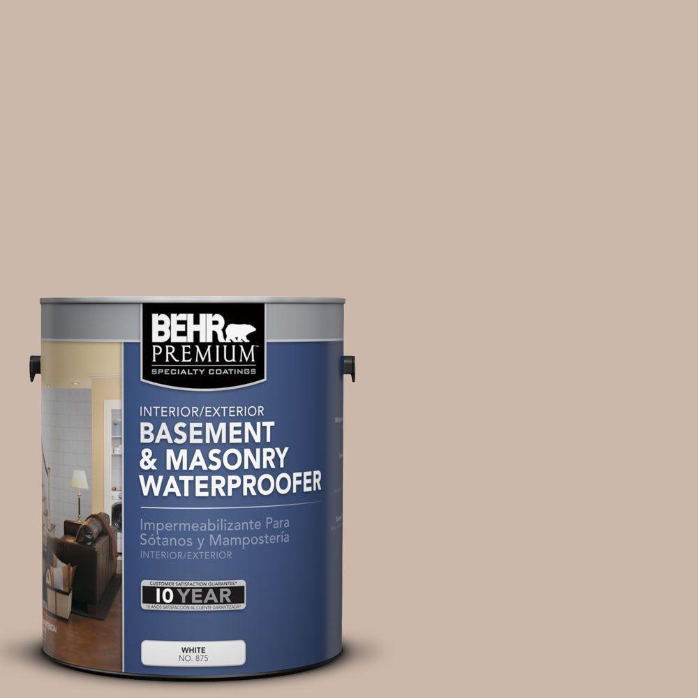 BEHR Premium 1 gal. #BW-43 Desert Bluff Basement and Masonry Waterproofer