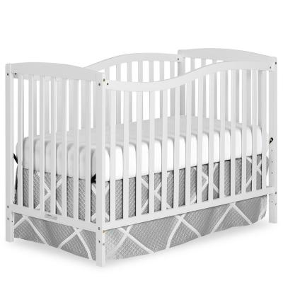 Chelsea White 5-in-1 Convertible Crib