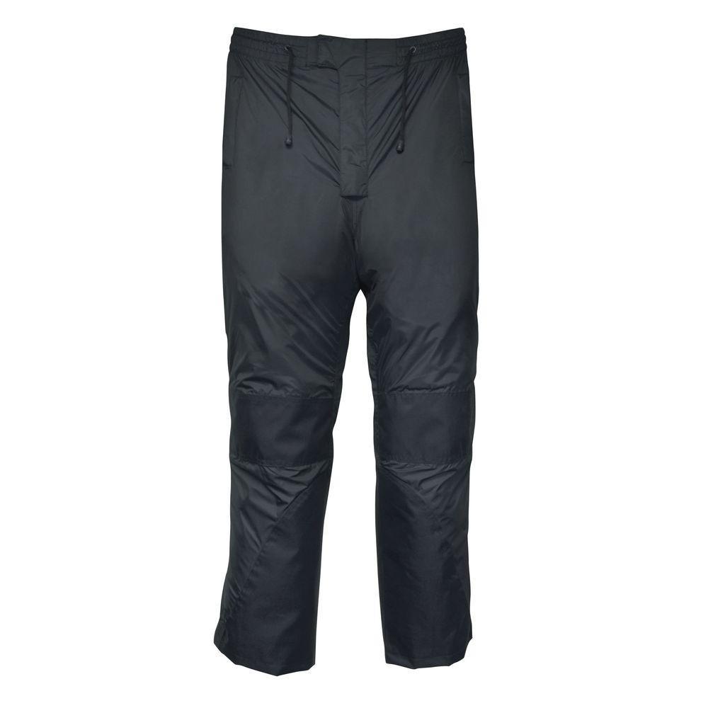 Ladies RX X-Large Black Rain Pant