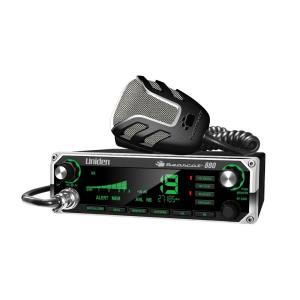 Uniden CB Radio with Multi-color LCD by Uniden