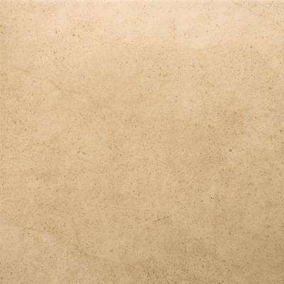 St. Moritz Ii Tan Matte 11.73 in. x 11.73 in. Porcelain Floor and Wall Tile (10.56 sq. ft. / case)