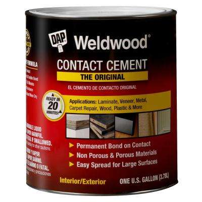 Weldwood 128 fl. oz. Original Contact Cement