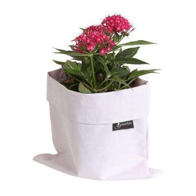 8 in. x 10 in. White Water and Stain Resistant Fabric Fiorina Planter Case (2 pack)