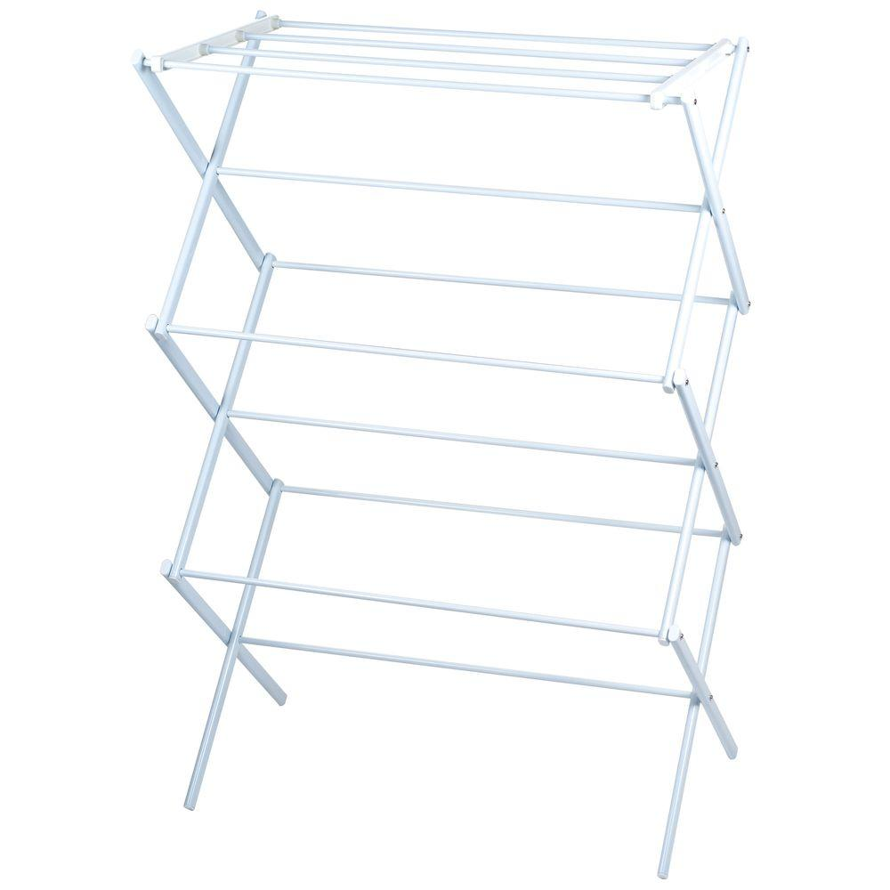 Lavish Home 3 Tier Clothes Laundry Dryer Rack