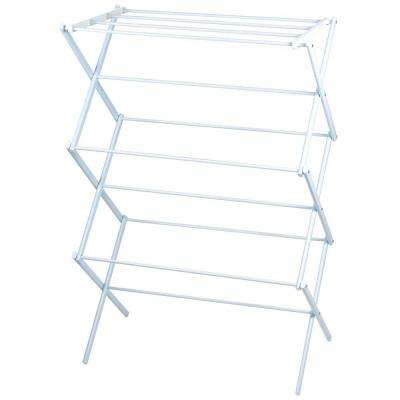 Ordinaire 3 Tier Clothes Laundry Dryer Rack