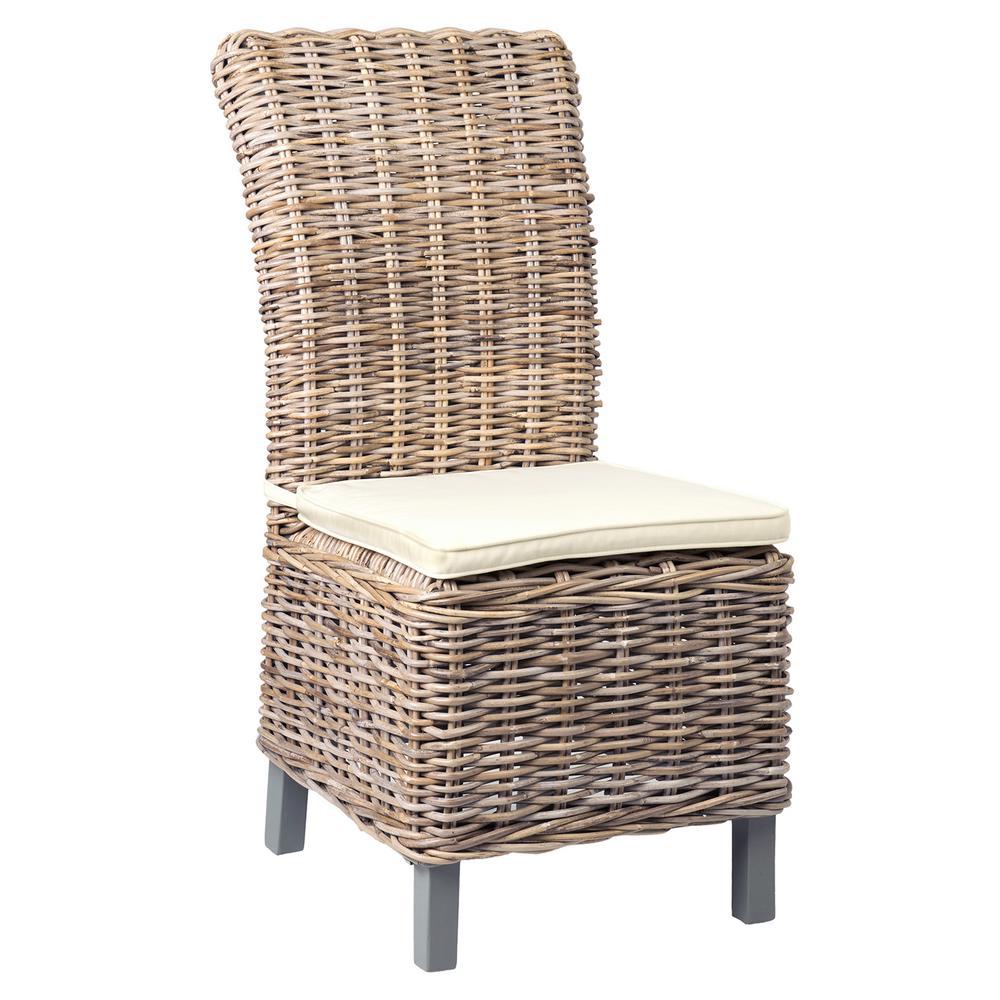 Stigler Rattan Dining Chair (Set of 2)