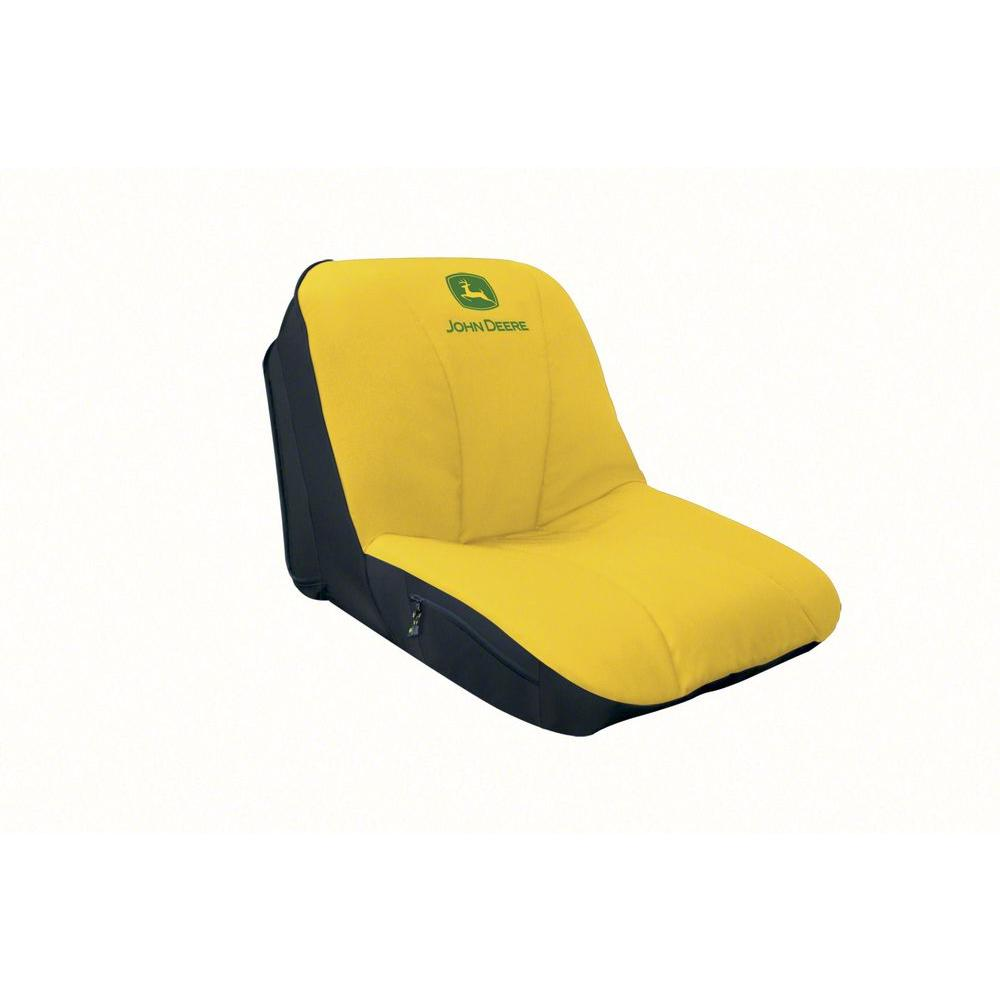 John Deere Seat Covers For Trucks : John deere gator and riding mower deluxe in seat cover