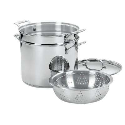 12 Qt. Stainless Steel Multi-Pot