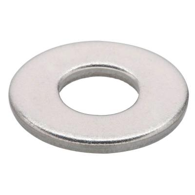 #10 Stainless Steel Flat Washer (50-Pack)