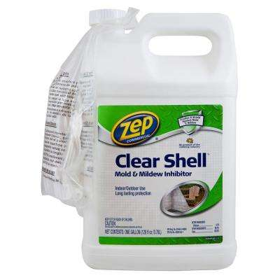 128 oz. Clear Shell Mold and Mildew Inhibitor (Case of 4)