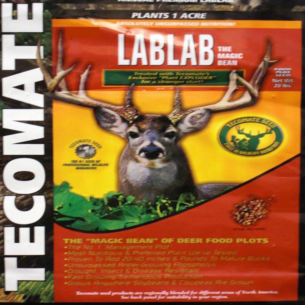 Barenbrug 20 lb. Lablab Professional Wildlife Seed Mix