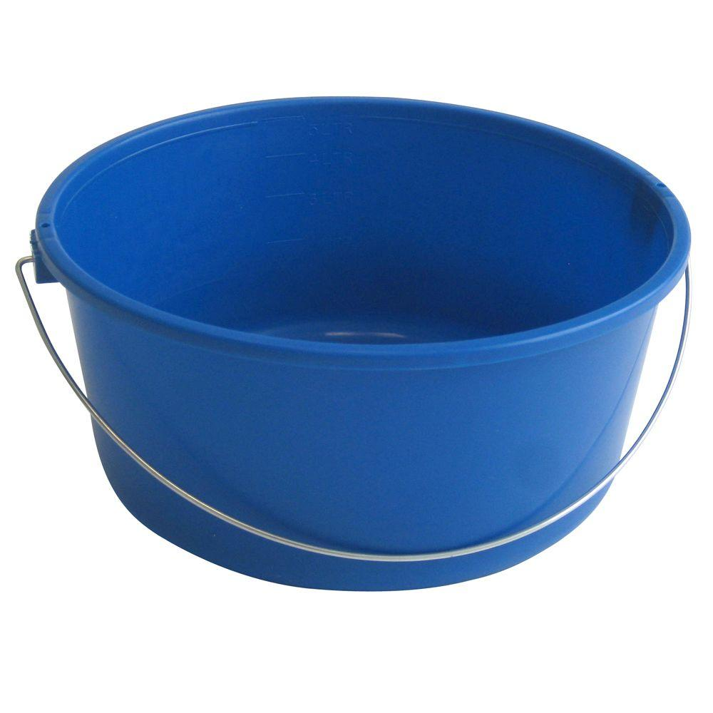 Argee 5 qt. Big Mouth Bucket (12-Pack)