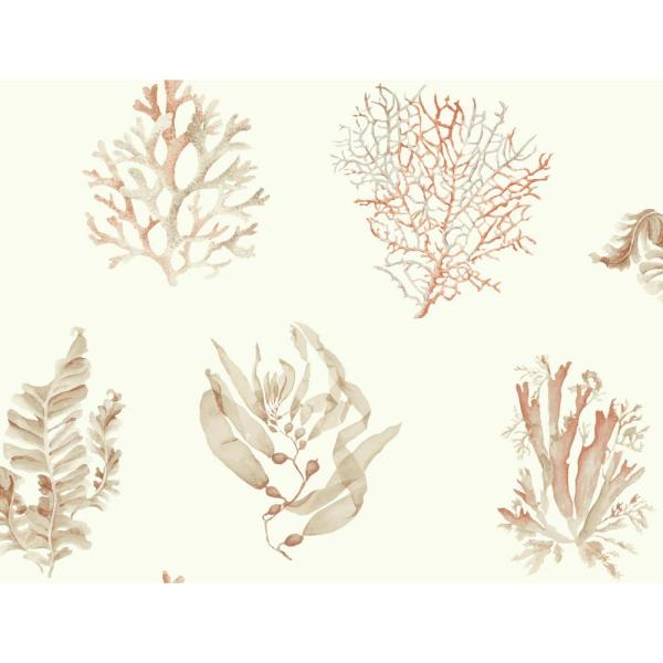 York Wallcoverings Seaweed Wallpaper CM3359