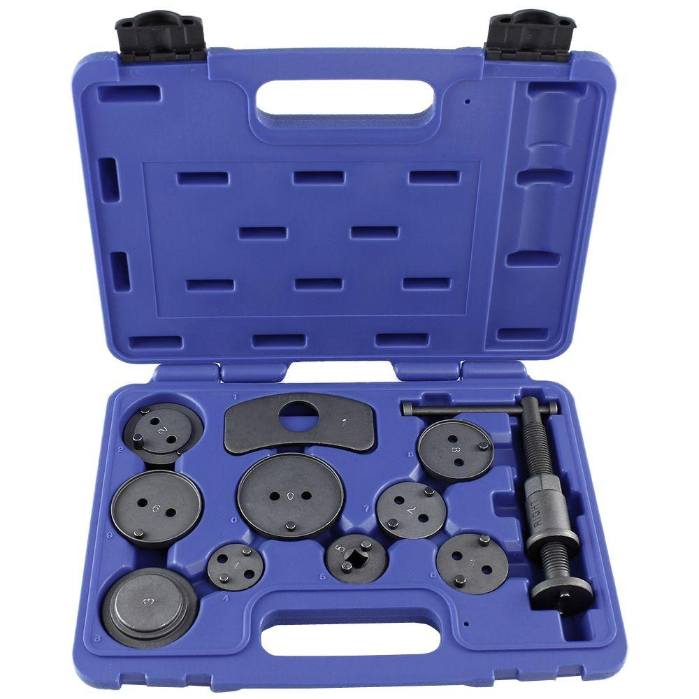 Capri Tools Brake Service Kit 11 Piece Cp10015 The Home Depot